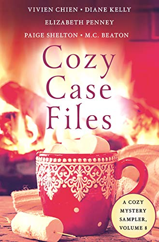A Cozy Mystery Sampler, Volume 8