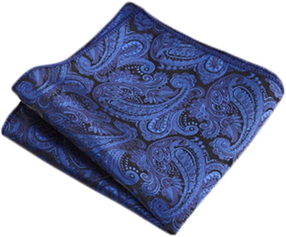 Exquisite Pocket Squares For Men Wedding & Tuxedo Pocket Square Handkerchief-A23