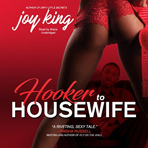 Hooker to Housewife audiobook cover art
