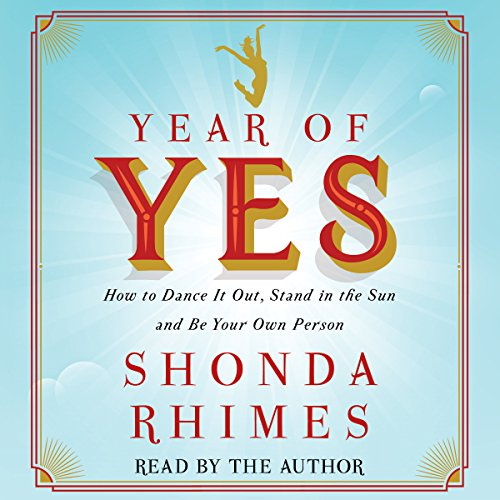 Page de couverture de Year of Yes