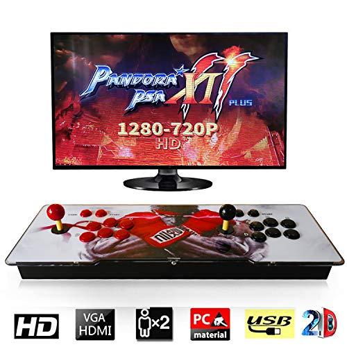 Barbella 2706 Pandora Treasure 2D Retro Arcade Game Console Machine 1280 720p Full HD USB & TF/Micro SD Ports | HDMI/VGA/USB Audio Output