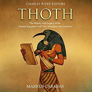 Thoth audiobook cover art