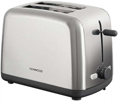 Kenwood TTM440 2-Slice Toaster, 900 W, Stainless Steel