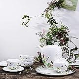 Rosenthal Brillance Wildblumen-Teller, tief, Porzellan, Mehrfarbig, 21 cm - 4