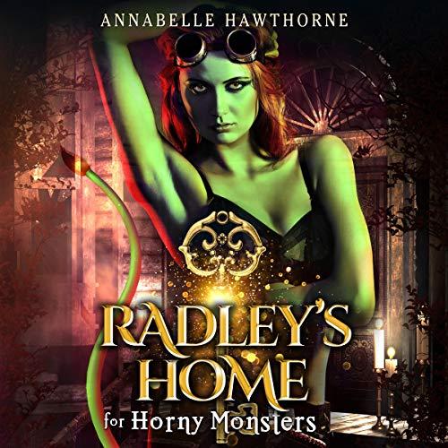 Radley's Home for Horny Monsters cover art