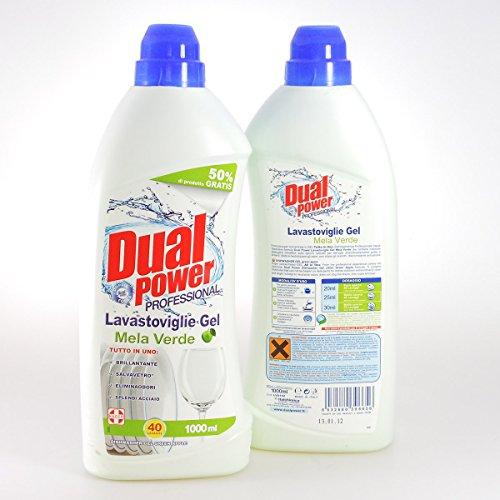 Dual Power Gel Lavastoviglie - 1000 ml