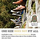 Natural Foot Orthotics Inserts for Plantar Fasciitis, Support Shoe Insert, Feet/Heel/Back/Joint Pain Relief, Walk, Run, Fit Shoes/Boots/Heels Insoles Good for Med to High Arches , Made in The USA #4