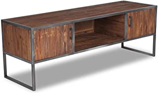 Crawford and Burke Haight Media TV Stand