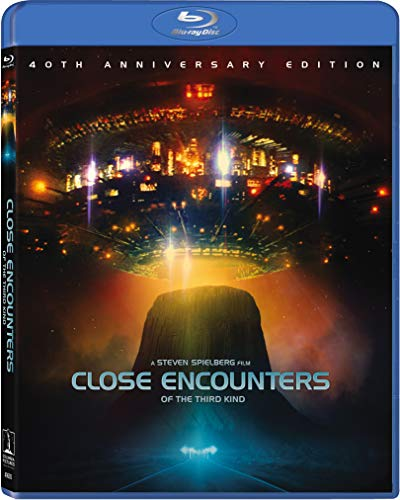 CLOSE ENCOUNTERS OF THE THIRD KIND: ANNIVERSARY ED - CLOSE ENCOUNTERS OF THE THIRD KIND: ANNIVERSARY ED (2 Blu-ray) [2017]