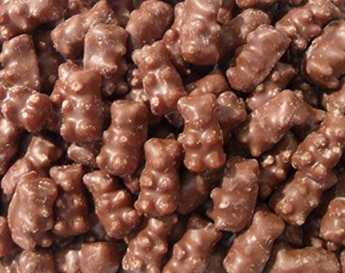 Muddy Bears 5lbs Bulk, Chocolate, 5 Pound (Pack of 1)