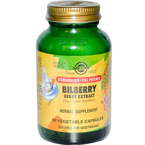Bilberry Berry Extract (SFP)