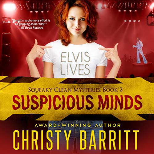 Couverture de Suspicious Minds