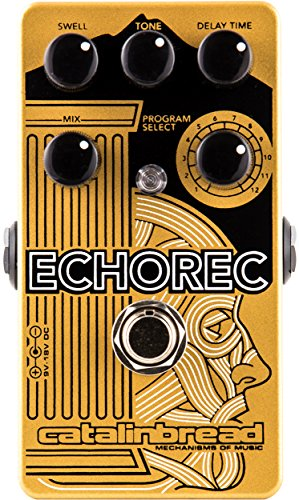 Catalinbread Echorec Multi-Head Delay Guitar Pedal