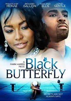 Black Butterfly by [Mark Harris]