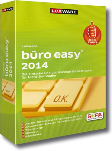 Lexware Büro Easy 2014 (Version 11.00)