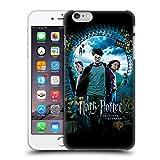 Head Case Designs Carcasa rígida Oficial de Harry Potter Ron, Harry & Hermione Poster Prisoner of Azkaban IV Compatible con Apple iPhone 6 Plus/iPhone 6s Plus