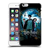 Oficial Harry Potter Ron, Harry & Hermione Poster Prisoner of Azkaban IV Carcasa rígida Compatible con Apple iPhone 6 Plus/iPhone 6s Plus