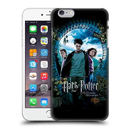 Head Case Designs sous Licence Officielle Harry Potter Ron, Harry & Hermione Poster Prisoner of Azkaban IV Coque Dure pour l'arrière Compatible avec Apple iPhone 6 Plus/iPhone 6s Plus