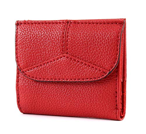 ESPRIT Damen Geldbörse Portemonnaies Colby S wallet Rot 038EA1V001-E630