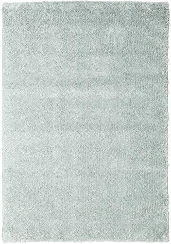 Alfombra Shaggy Cosy Everyday - Mint 140x200 Alfombra Moderna