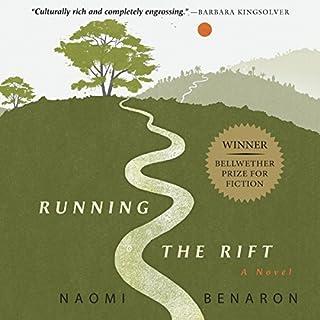 Running the Rift audiobook cover art