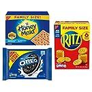 Nabisco Honey Maid Snack Variety Pack, Family Size - 3 Packs