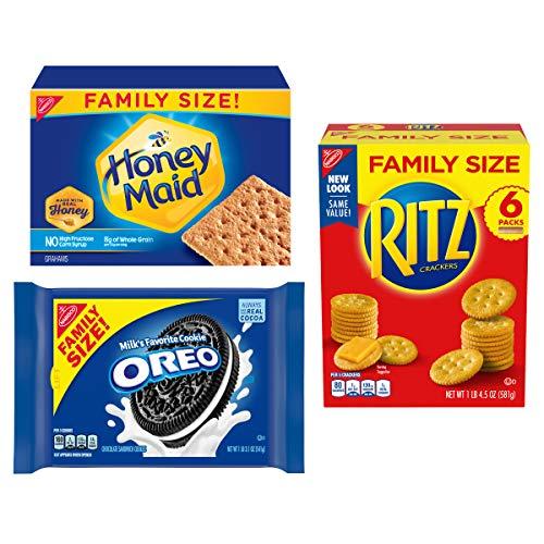 Oreo, Ritz, & Honey Maid Snack Variety Pack Now $9.85