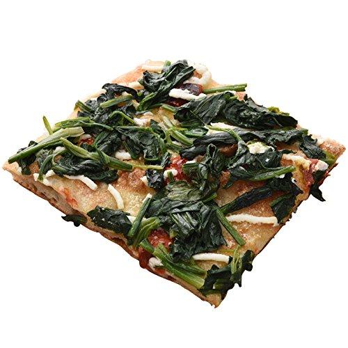 Pizza ar taio(ピッツァアルターイオ) ほうれん草とプチトマト・アンチョビのピザ リコッタチーズ 約14x14cm