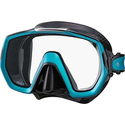 TUSA M-1003 Freedom Elite Scuba Diving Mask,...
