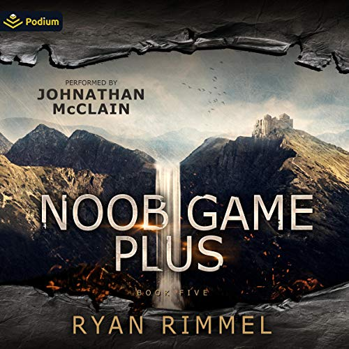 Noob Game Plus: Noobtown, Book 5