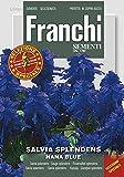 Franchi Sementi DBFS348-4 Feuersalbei Splendes Blue (Feuersalbeisamen)
