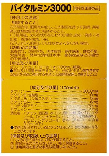 伊丹製薬バイタルミン3000100ml×10本(指定医薬部外品)