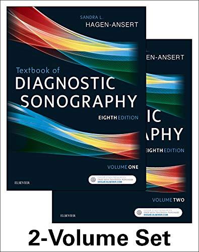 Textbook of Diagnostic Sonography: 2-Volume Set