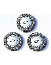 Recambio compatibe para máquinas de afeitar compatible con Philips HQ5853 HQ5851 HQ5850 HQ5849 HQ6445 HQ6423 HQ6415 HQ6405 HQ5620 HQ5615 HQ5820 HQ5817 HQ5813