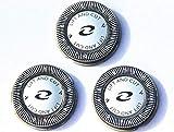 Recambio compatible con Philips para máquinas de afeitar HQ5826 HQ5825 HQ5821 HQ5816 HQ5815 HQ5848 HQ5846 HQ5845 HQ5841 HQ5830 HQ5854 HQ5853 HQ5851 HQ5850 HQ5849 HQ6445