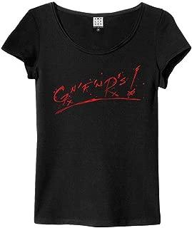 GUNS N ROSES ガンズアンドローゼズ G N'F'N R'S/Amplified( ブランド ) / Tシャツ/レディース 【公式/オフィシャル】