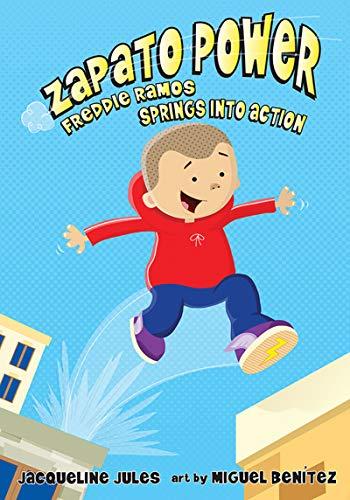 Freddie Ramos Springs Into Action (Zapato Power Book 2) (English Edition)