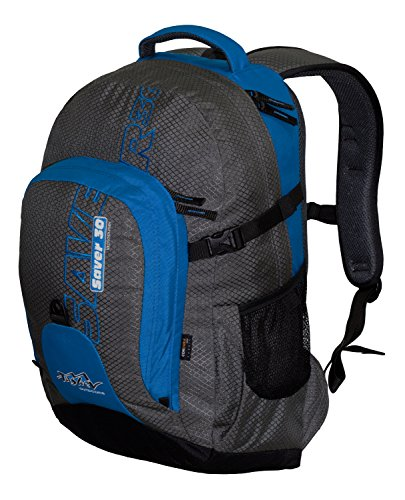 Tashev Outdoors Saver 30l Daypack Laptop Rugzak Dames Heren Laptop Rugzak 15 inch (Gemaakt in EU)