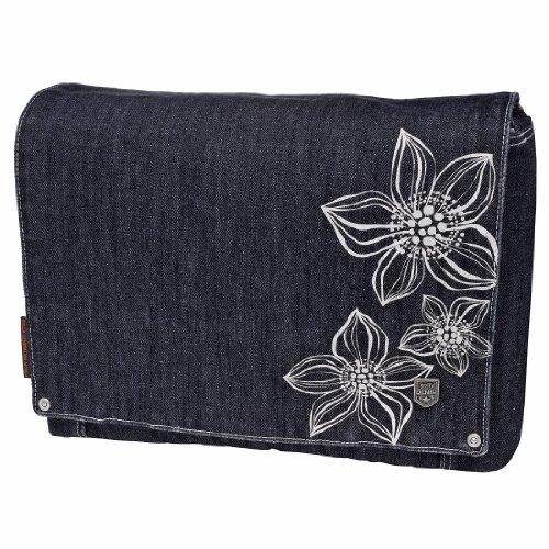 Golla Flowpop G1052 Notebook-Tasche bis 36 cm (14,1 Zoll) blau