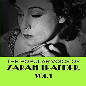 The Popular Voice Of Zarah Leander, Vol. 1