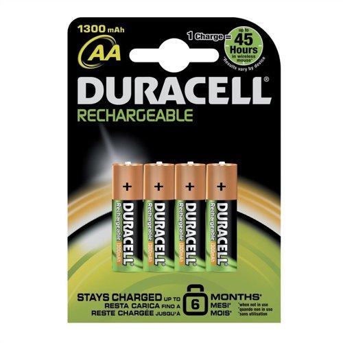 Duracell Akku PreCharged DUR057043 VE4