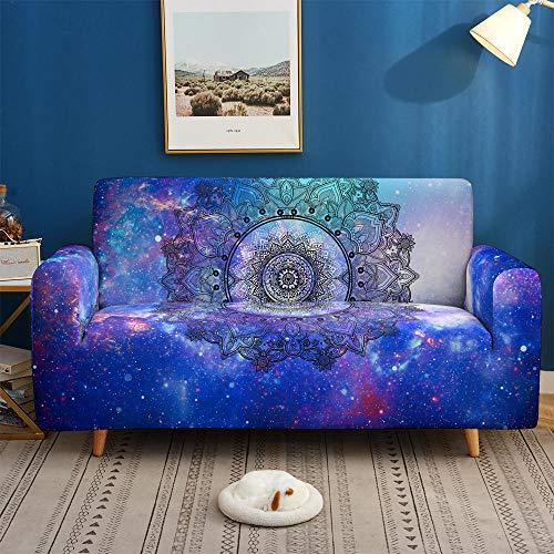 HXTSWGS Fundas de sofá,Asiento de Amor,Funda de sofá 3D, Funda de sofá elástica elástica, Funda de sofá de 1/2/3/4 plazas, Fundas de sofá-BDW79_3 plazas 190-230cm