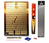 MyMap Film-Poster mit 350 Filmen zum Freirubbeln -