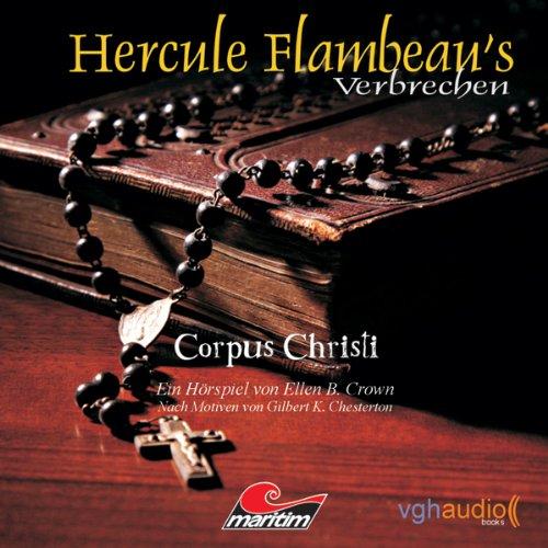 Corpus Christi audiobook cover art