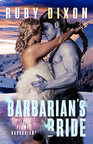 Barbarian s Bride A SciFi Alien Romance Ice Planet Barbarians Book 22 product image