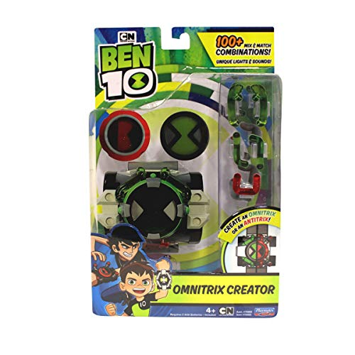 Ben 10 Deluxe Omnitrix Creator Set