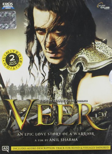 Veer. Bollywood Film mit Salman Khan. [DVD][UK IMPORT]