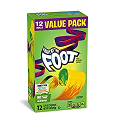 Fruit by the Foot, Fruit Snacks, Variety Pack, 9 oz