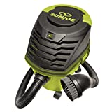Sun Joe SWD2500 Ultra-Portable Wheeled Wet/Dry Vacuum | 2.6 Gallon | Included Accessories and Extensions