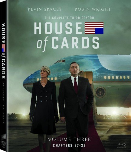 House Of Cards: The Complete Third Season [Edizione: Stati Uniti] [Italia] [Blu-ray]